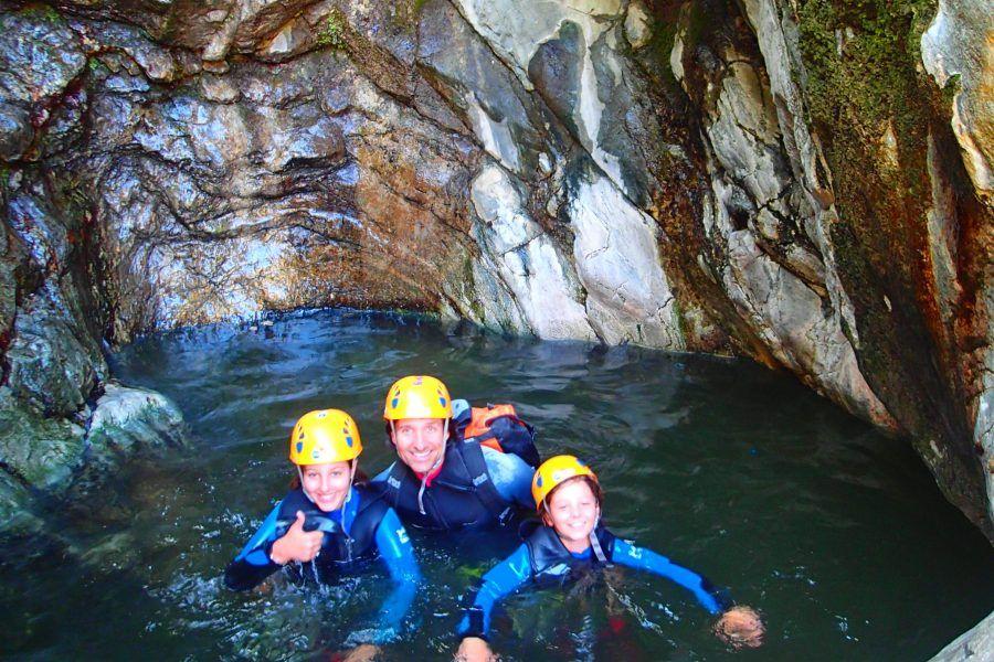 Disfruta en familia del barranc termal a Puigcerdà