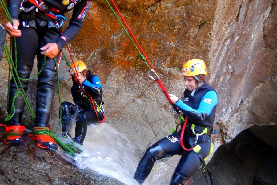 Guies titulats, Tècnics Esportius en Descens de Barrancs