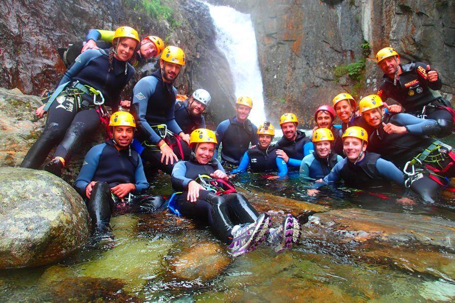 Descens de Barrancs al Pirineu Català i Francès